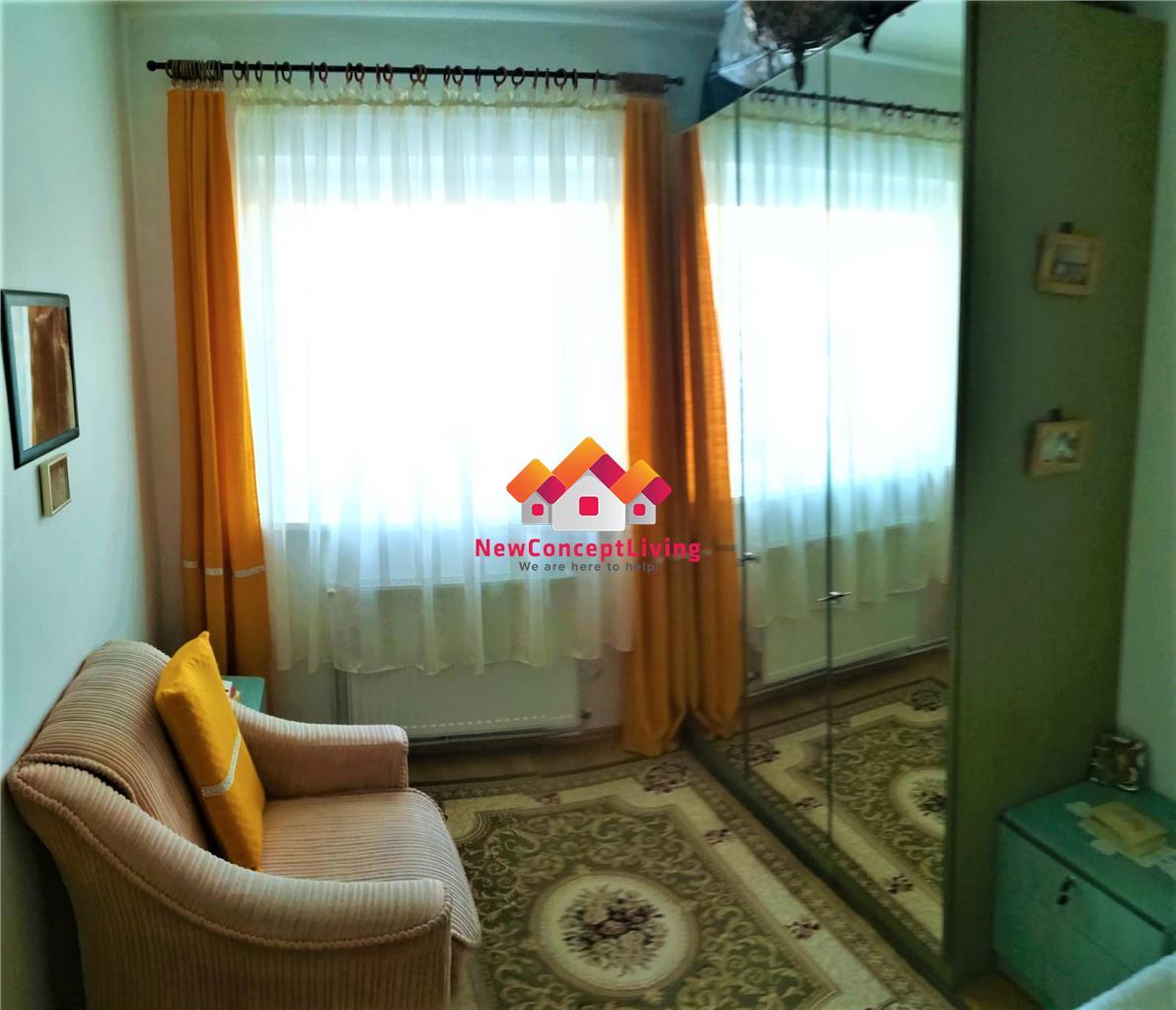 Apartament de vanzare in Sibiu - mobilat si utilat- Nicolae Iorga