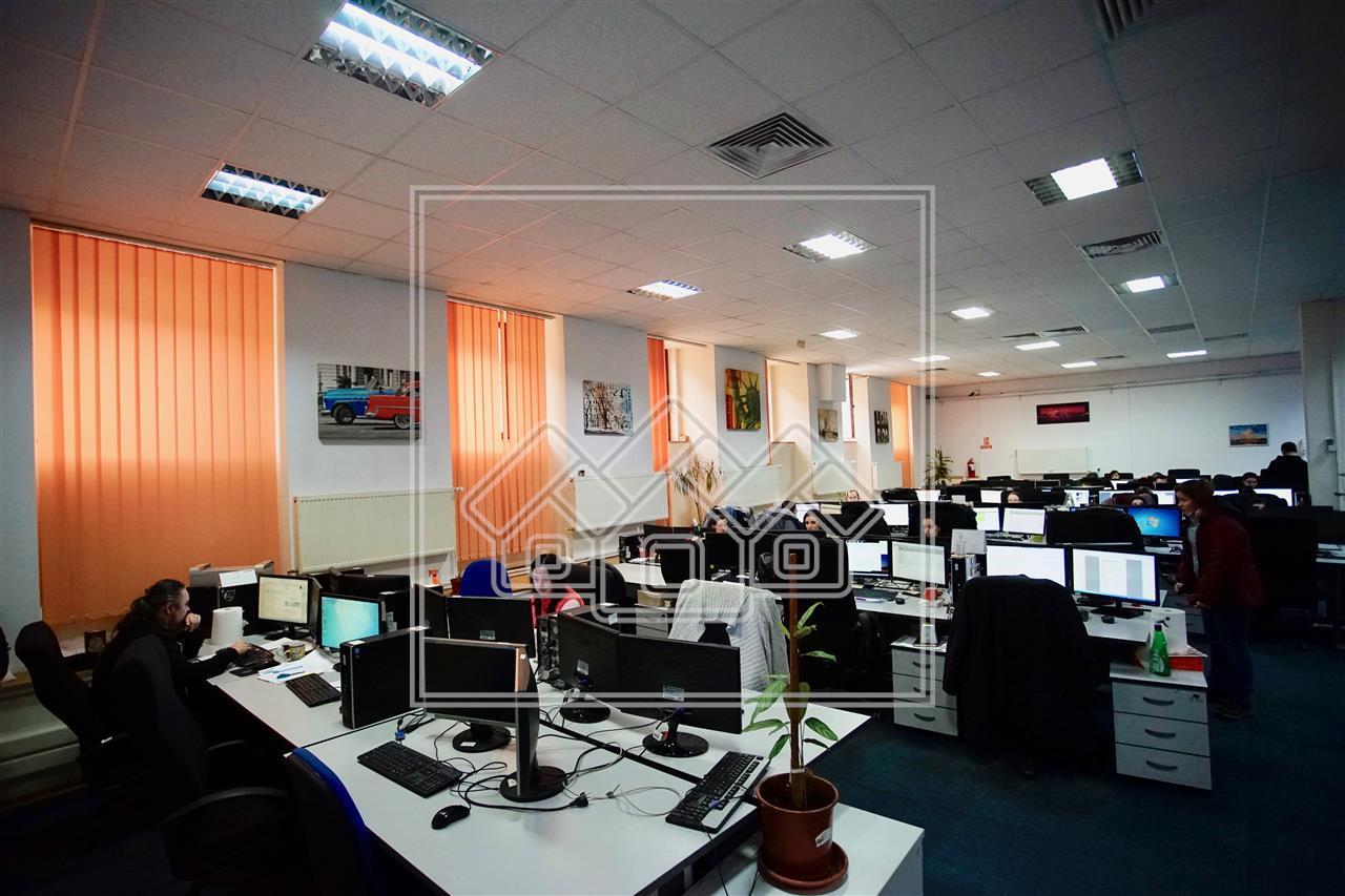 Spatiu de birouri de inchiriat in Sibiu - zona ultracentrala