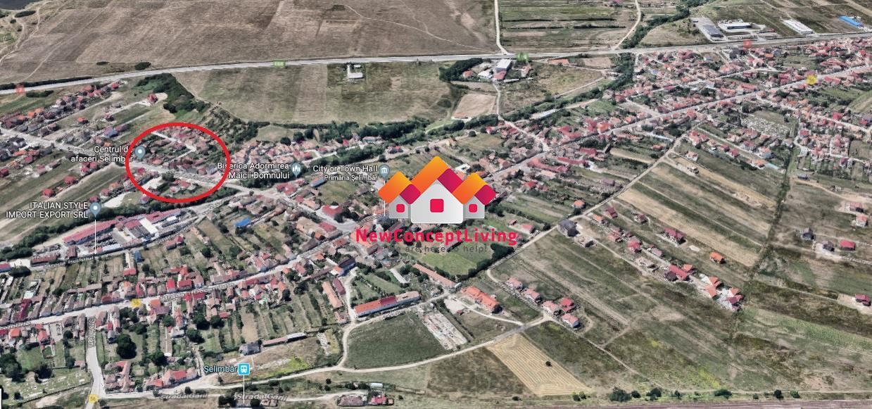 Spatiu comercial de inchiriat in Sibiu - Selimbar - 100 mp utili