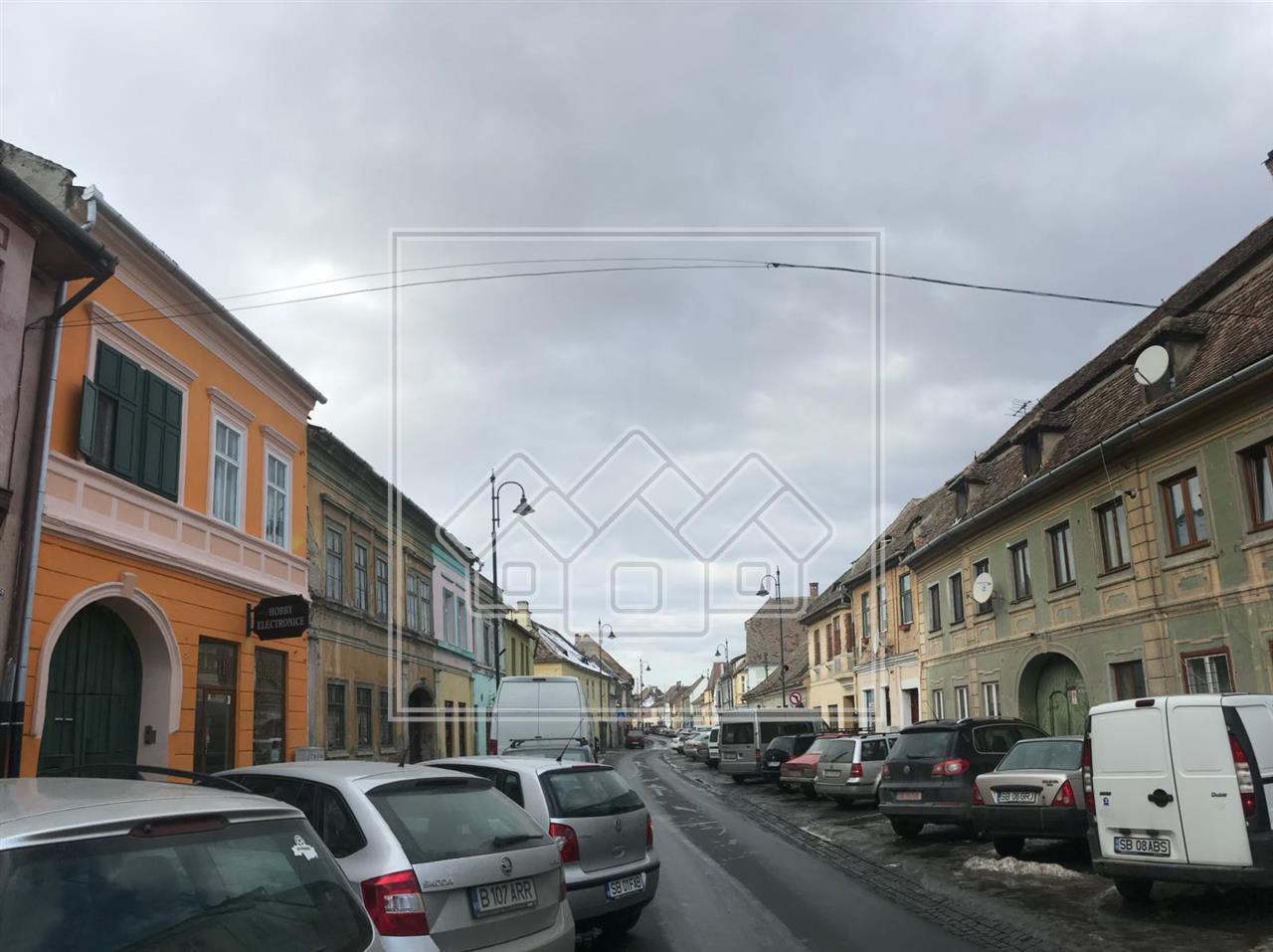 Garsoniera de vanzare in Sibiu - pretabil Regim Hotelier