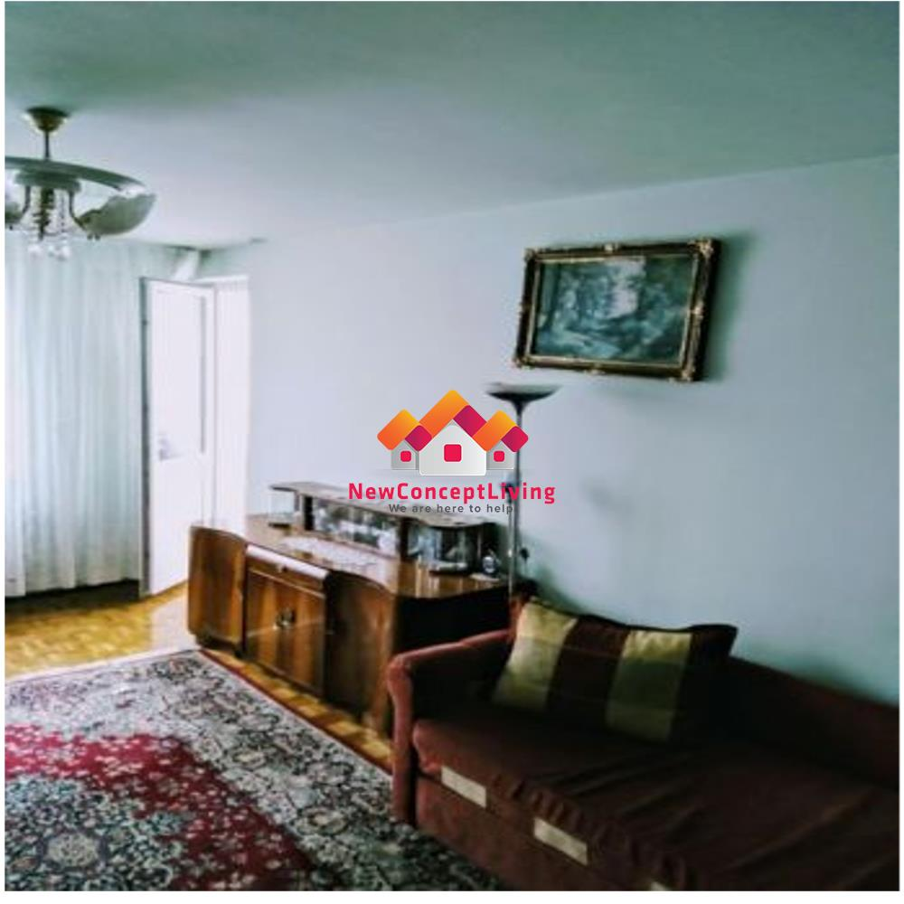 Apartament 2 camere de vanzare in SIbiu - Decomandat - Zona Strand