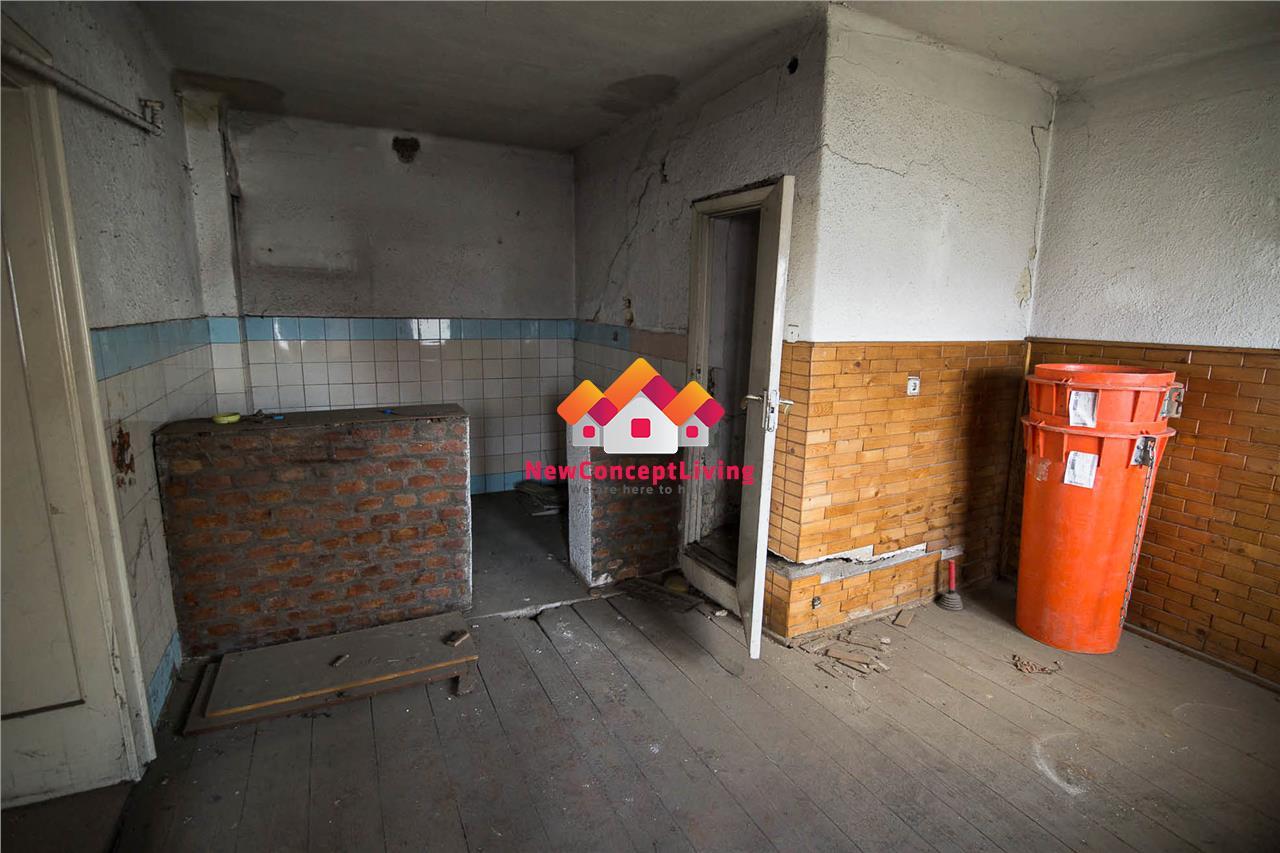Casa de vanzare in Sibiu - 307mp teren - Sos Alba Iulia