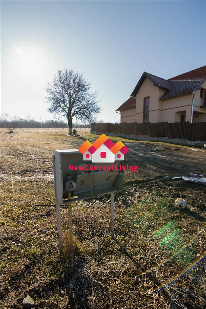 Teren intravilan de vanzare in Sibiu - Cisnadie - cu utilitati