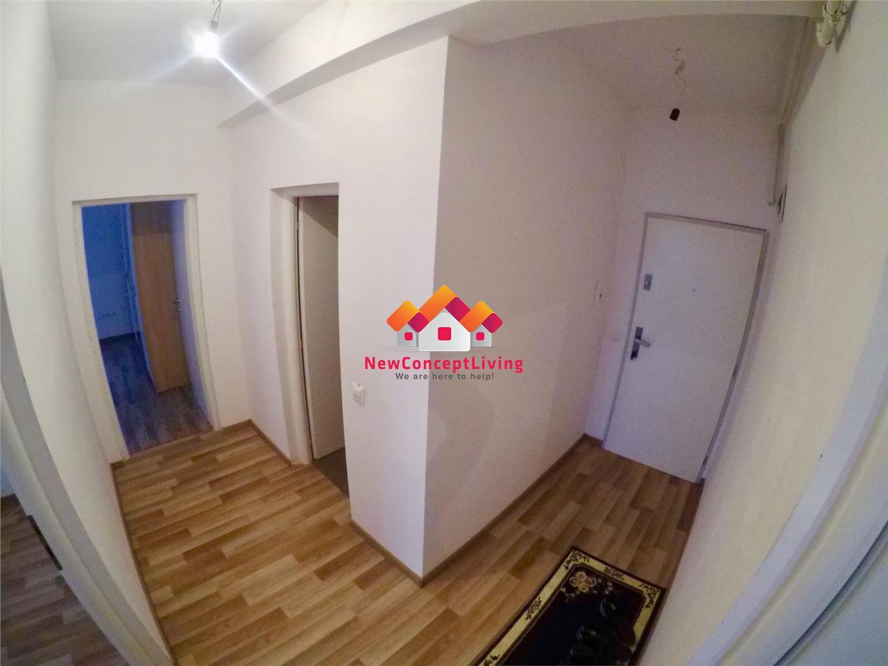 Apartament de vanzare in Sibiu - 2 camere, DECOMANDAT + 2 balcoane