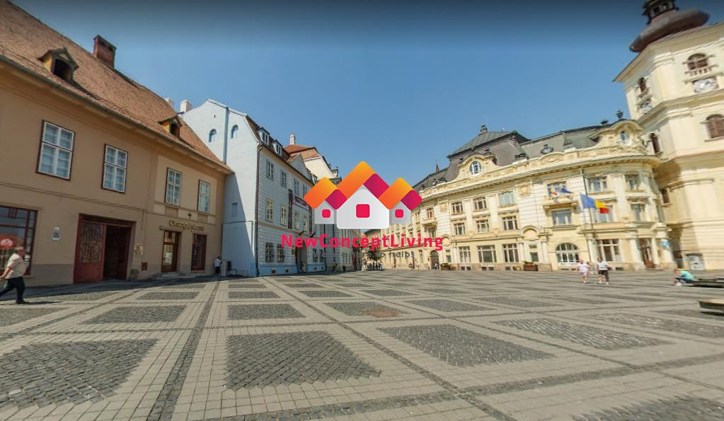 Spatiu comercial de vanzare in Sibiu - Piata Mare