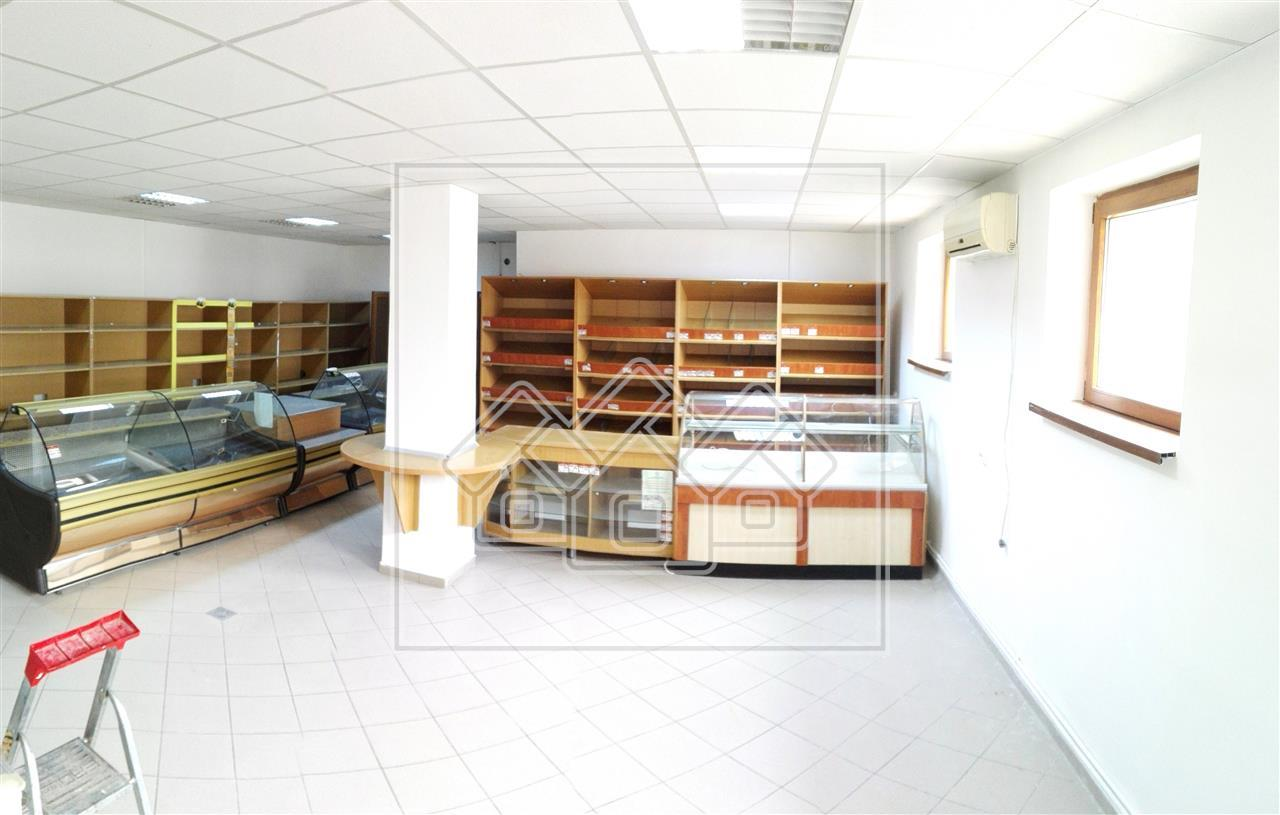 Spatiu comercial industrie alimentara - Ultracentral