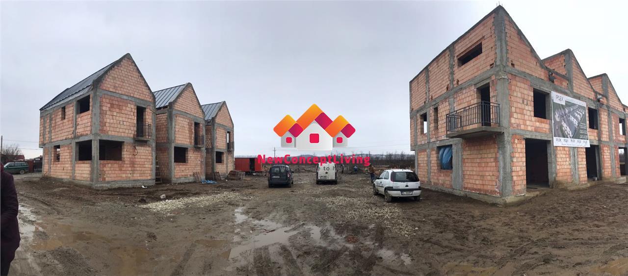 Casa de vanzare in Sibiu - 3 camere - gradina de 120 mp