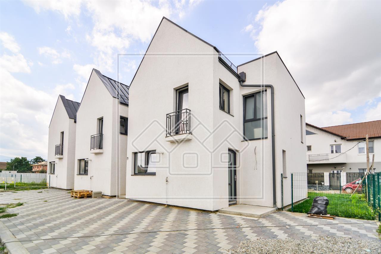 Casa de vanzare in Sibiu - 3 camere - gradina de 140 mp
