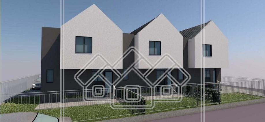 Casa de vanzare in Sibiu - 3 camere cu Gradina si 2 Parcari