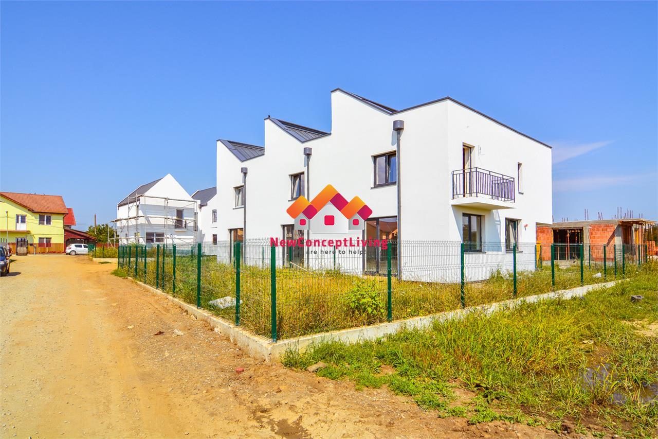 Casa de vanzare in Sibiu - 3 camere - curte proprie