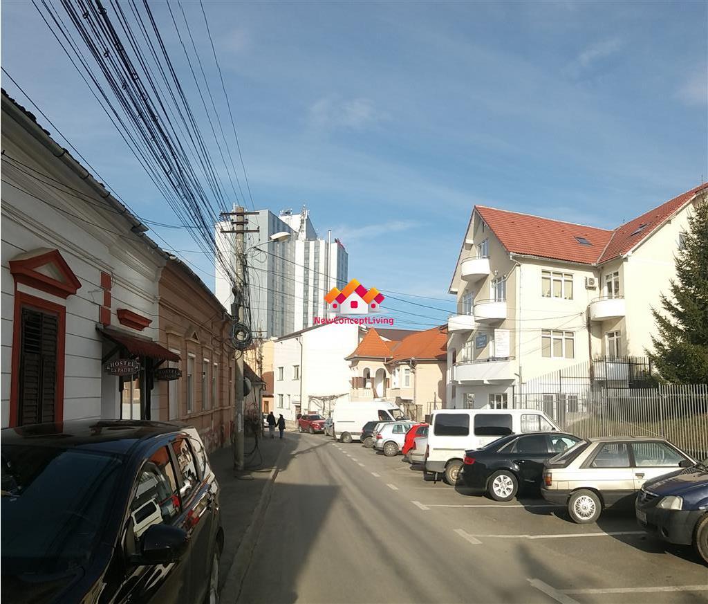 Spatiu comercial de inchiriat in Sibiu - zona Centrala