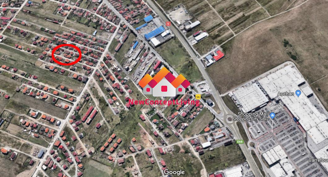Casa de vanzare individuala in Sibiu + garaj - Pictor Brana