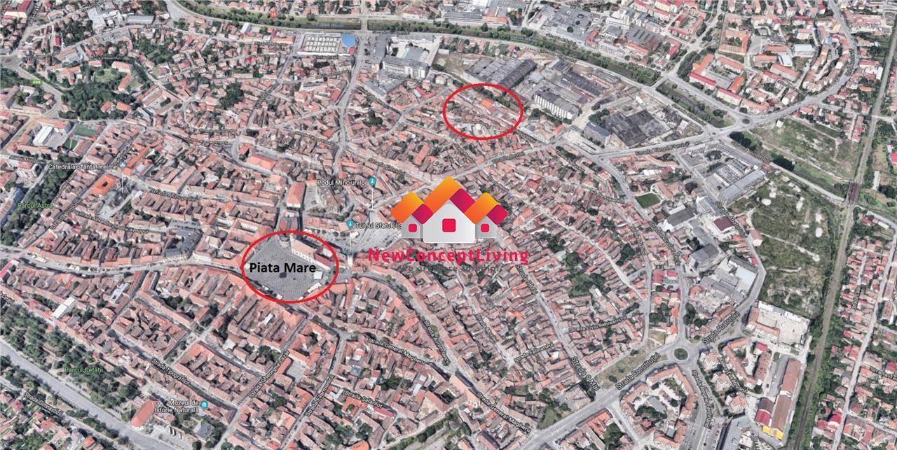 Garsoniera de vanzare in Sibiu - pretabil investitie - Orasul de Jos