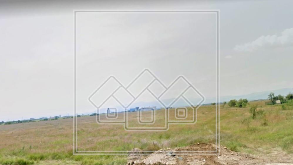 Teren de vanzare in Sibiu - intravilan - zona Calea Surii Mici