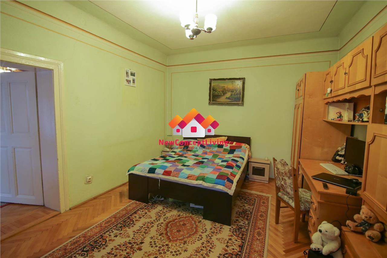 Apartament de vanzare in Sibiu - 2 camere - 60mp utili - Ultracentral
