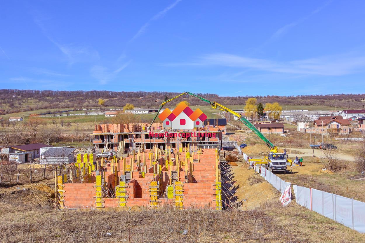 Garsoniera de vanzare in Sibiu - 28.3 mp utili - etaj intermediar