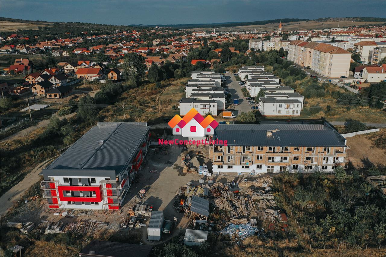 Garsoniera de vanzare in Sibiu (Cisnadie) - 28.3 mp