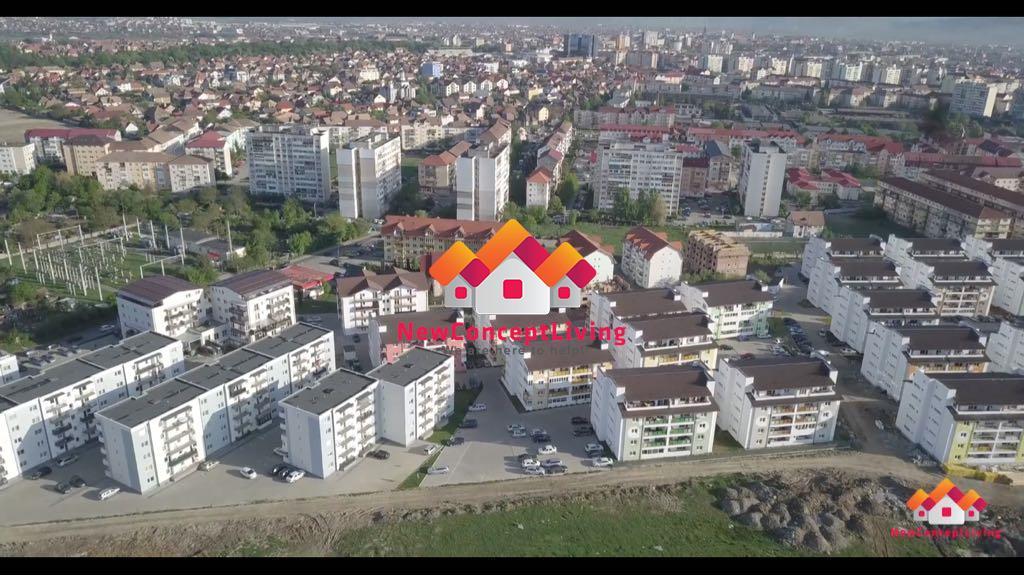 Garsoniera de vanzare in Sibiu - 37 mp utili, plus balcon