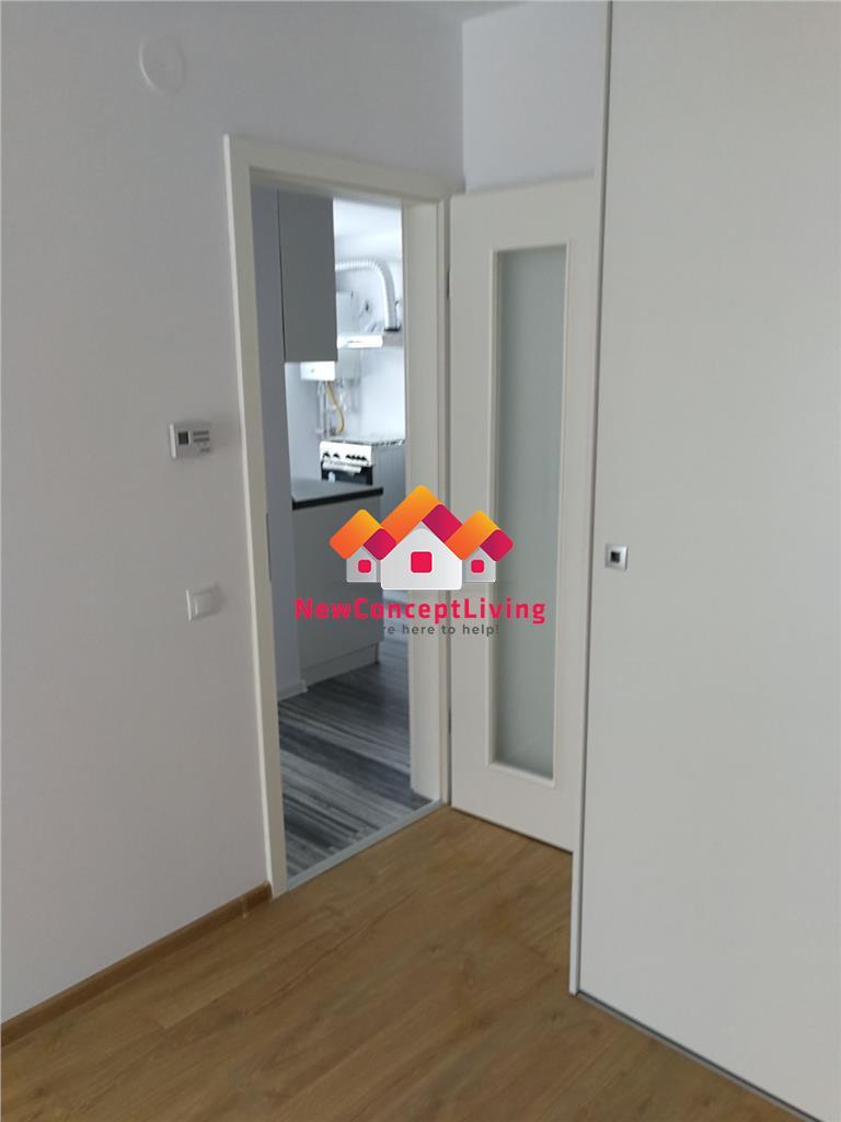 Apartament 3 camere de vanzare in Sibiu - NOU- Mobilat si Utilat
