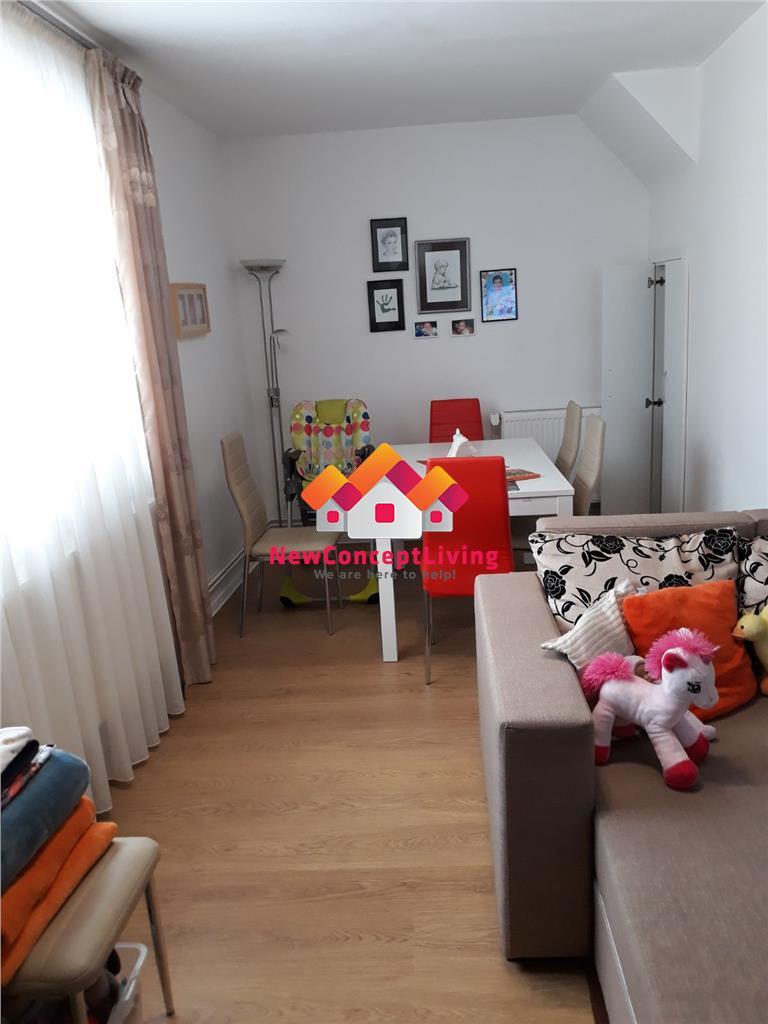 Casa 3 camere de vanzare in Sibiu - Terezian - Mobilata si Utilata