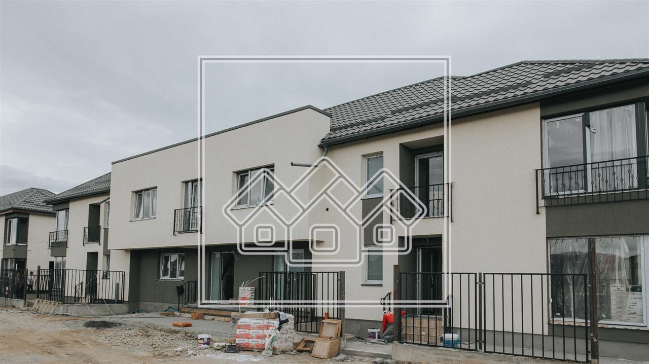 House for sale in Sibiu - in Triplex - Selimbar