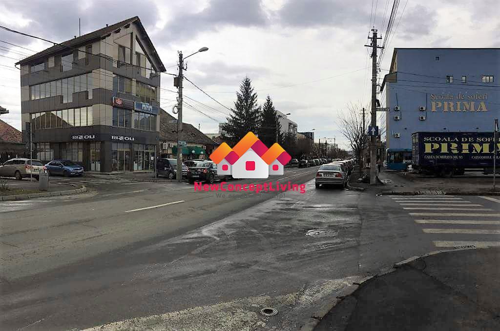 Spatiu Comercial / Birou de inchiriat in Sibiu - Calea Dumbravii