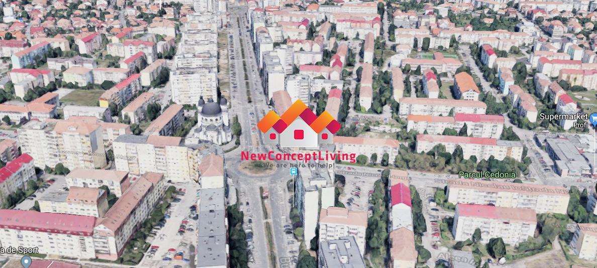 Spatiu Comercial / Birou de inchiriat in Sibiu - Mihai Viteazu