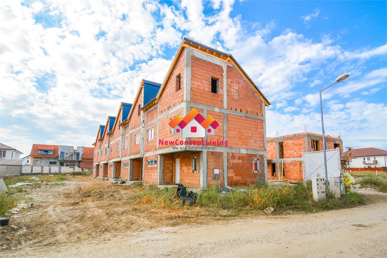 Apartament de vanzare in Sibiu - 4 camere - 110mp utili