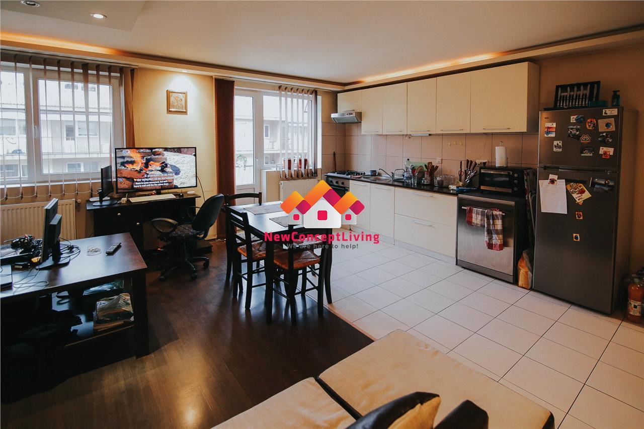 Apartament de vanzare in Sibiu - 84mp utili + balcon