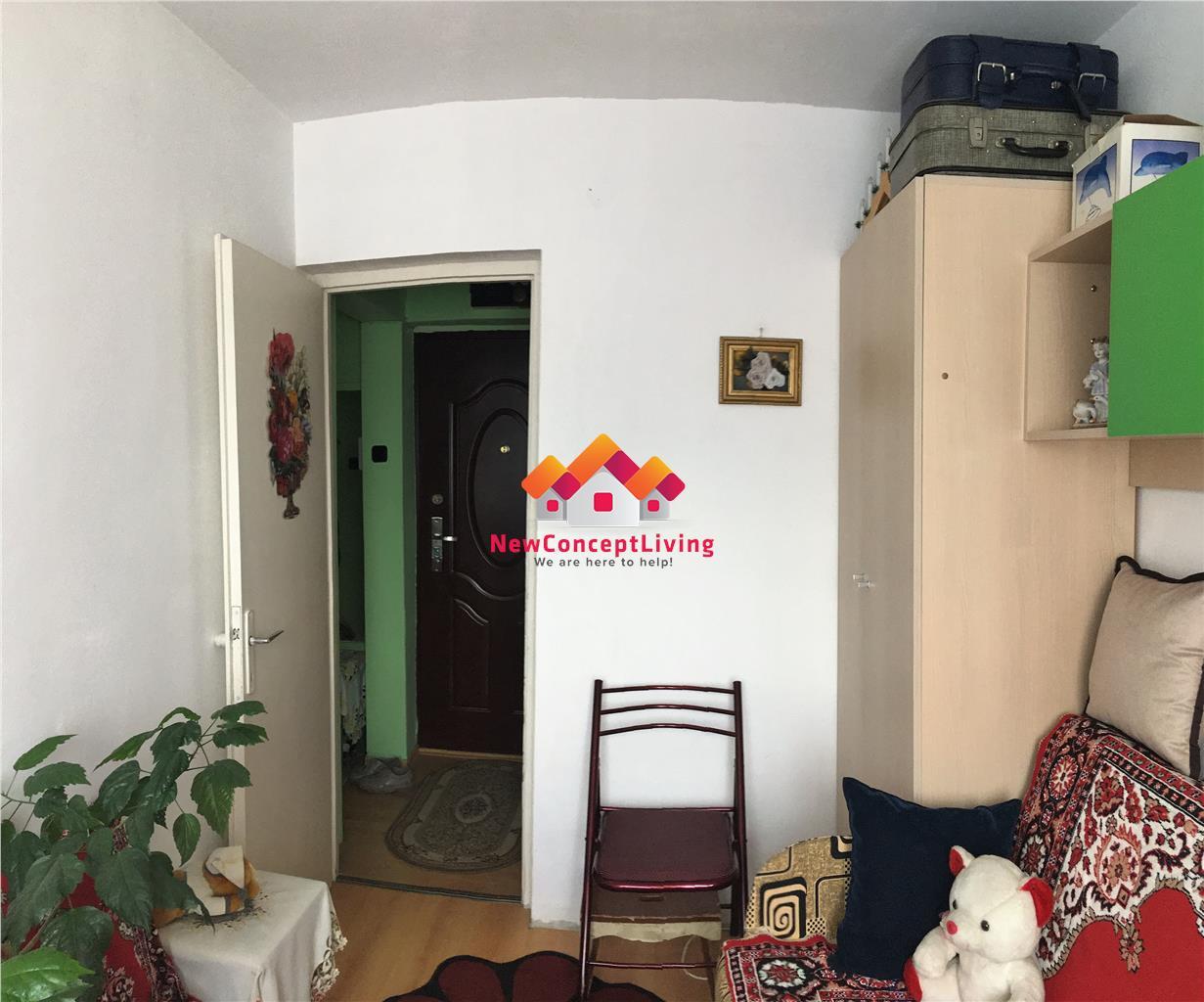 Apartament 3 camere in Sibiu + Pivnita - langa Piata Rahovei, Etaj 2/4
