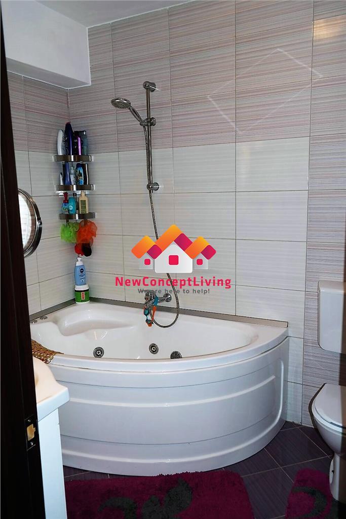 Apartament 3 camere de vanzare in Sibiu, mobilat si utilat