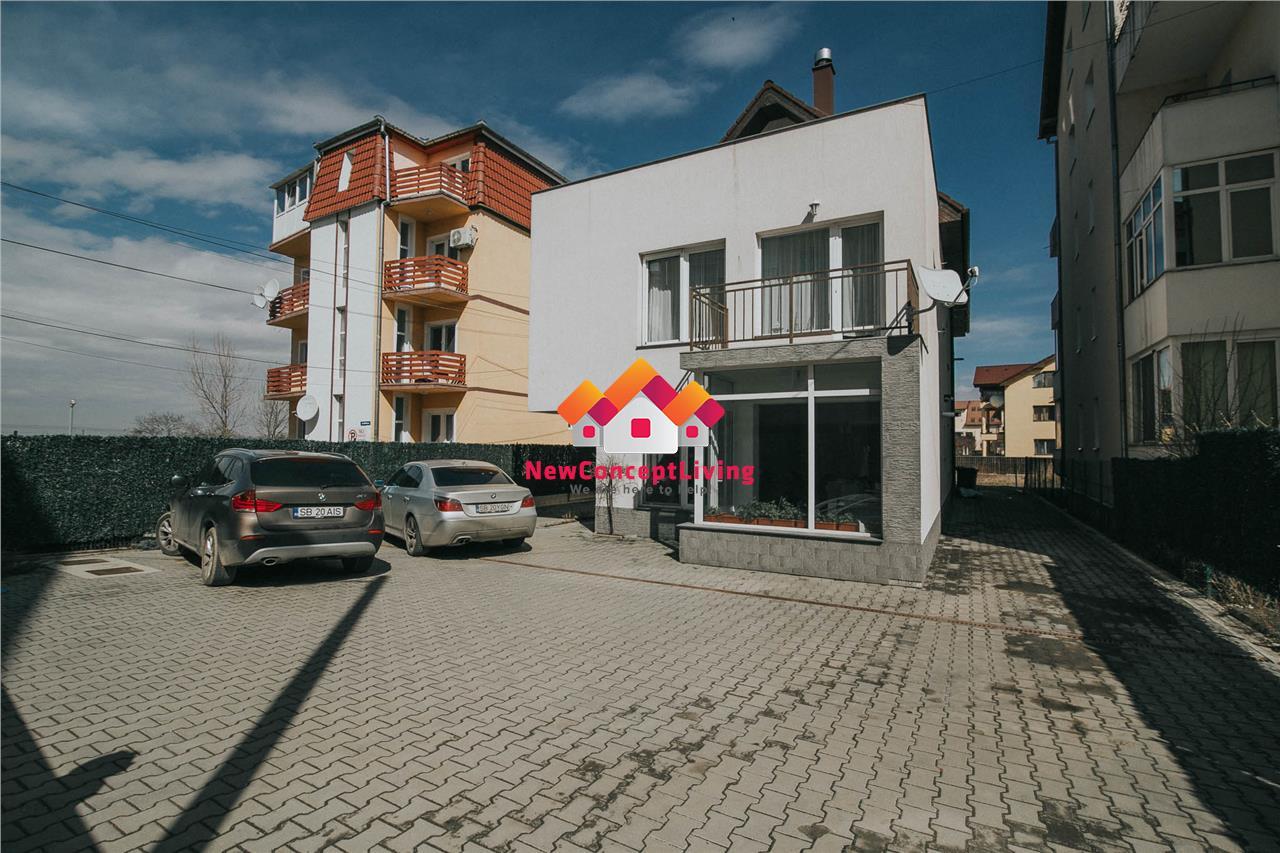Spatiu Comercial de vanzare in Sibiu - 35 mp utili