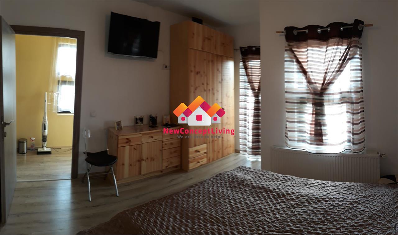 Casa de vanzare in Sibiu - 3 camere - duplex modern la cheie
