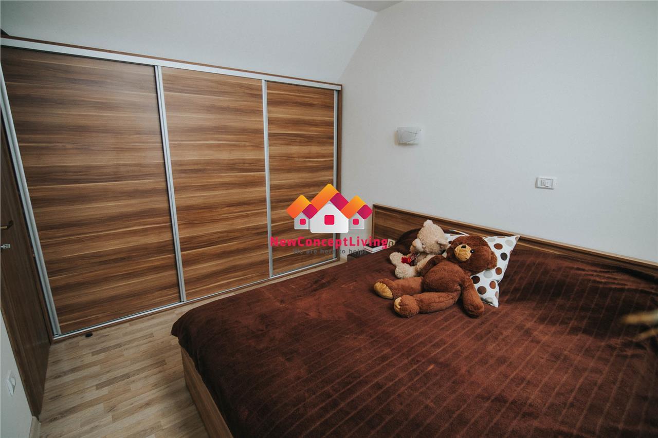 Apartament de vanzare in Sibiu - 2 camere - cart. Turnisor