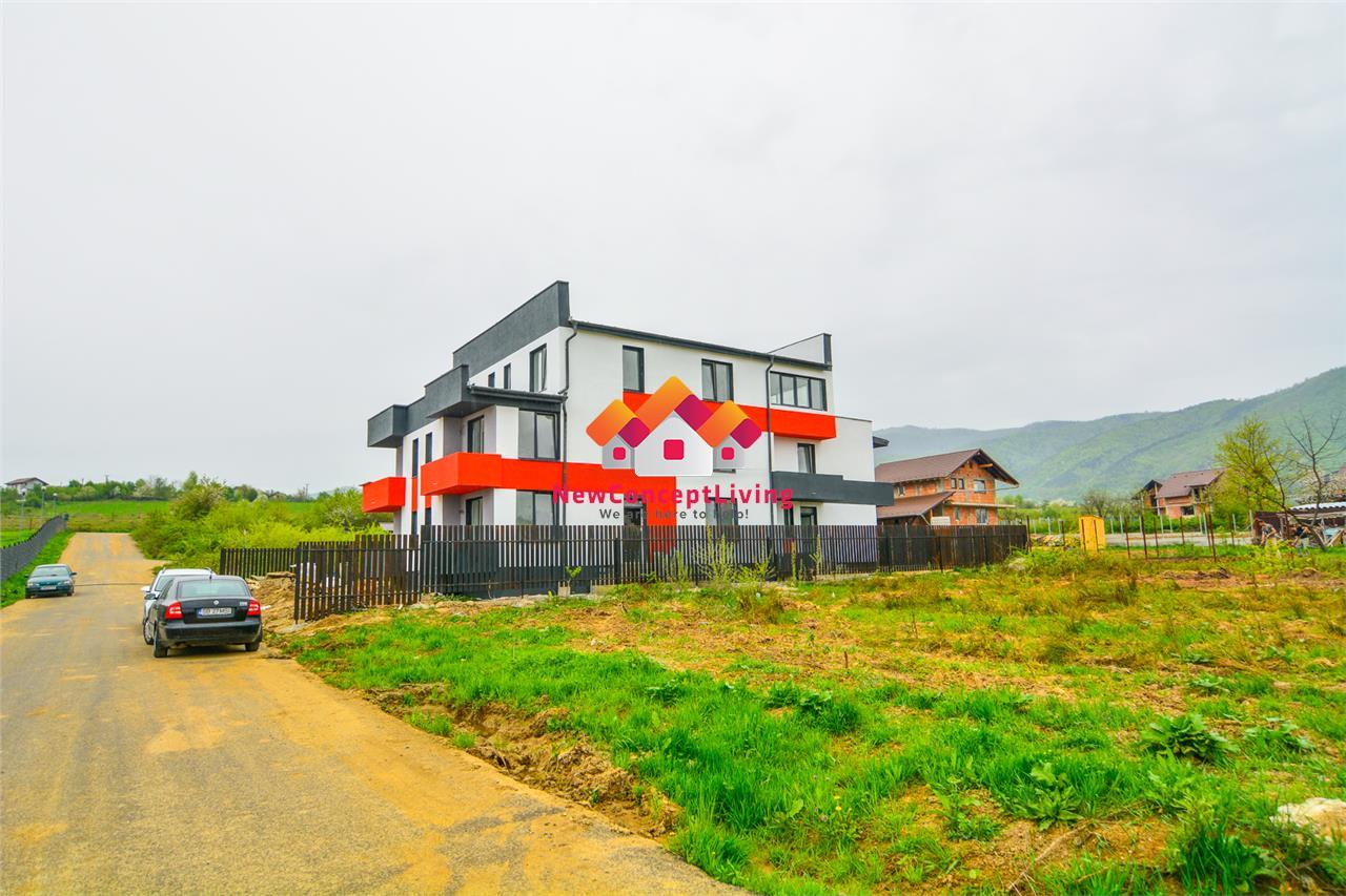 Casa de vanzare in Cisnadie - cu 5 camere si gradina proprie