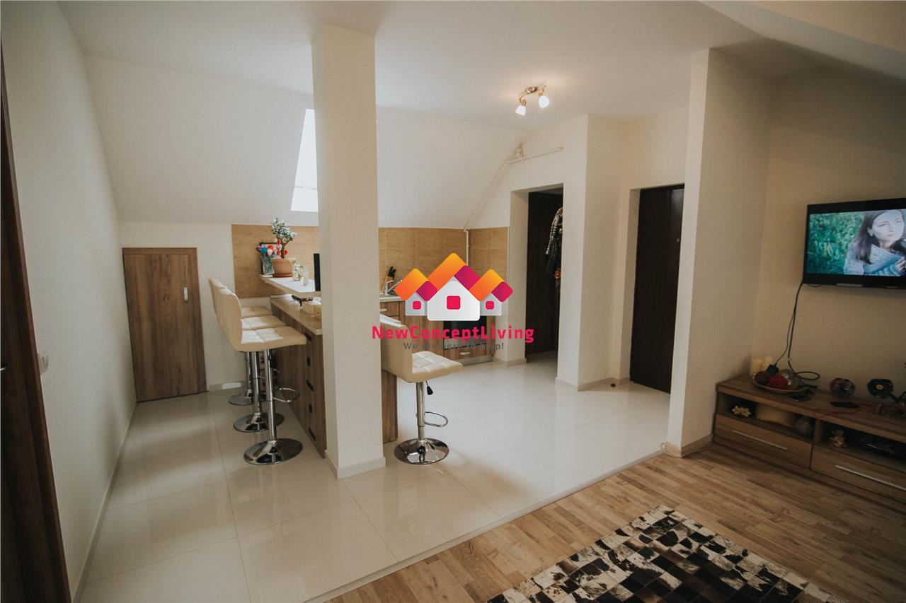 Apartament de inchiriat in Sibiu - 2 camere - 46mp - cart. Turnisor