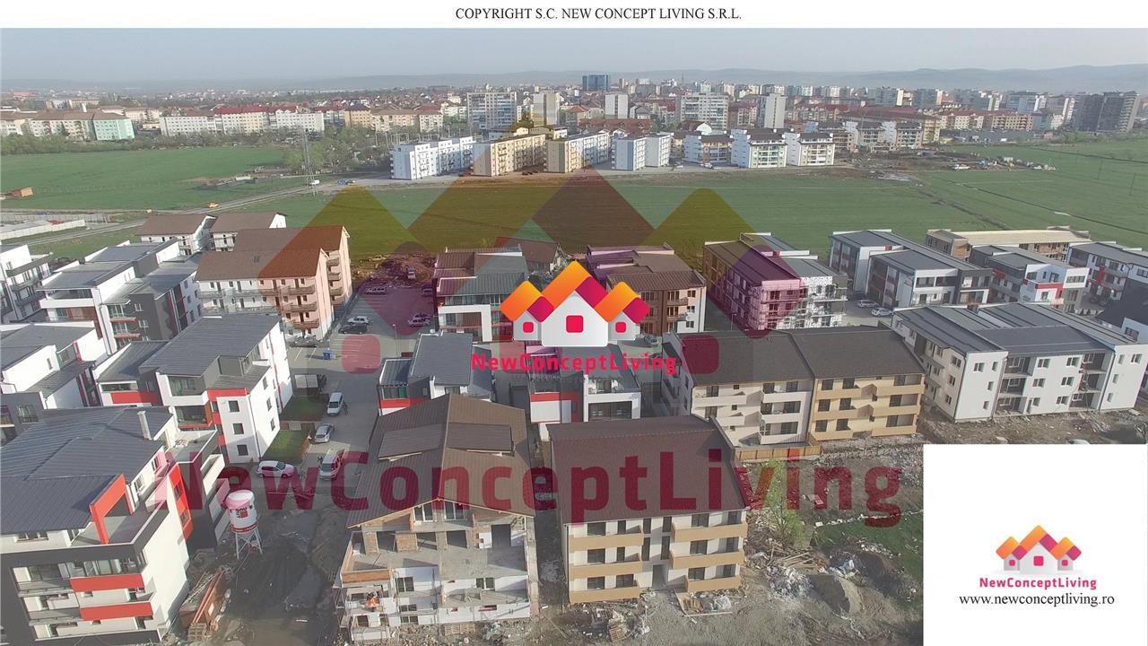 Spatiu comercial de inchiriat in Sibiu - acces dublu in imobil