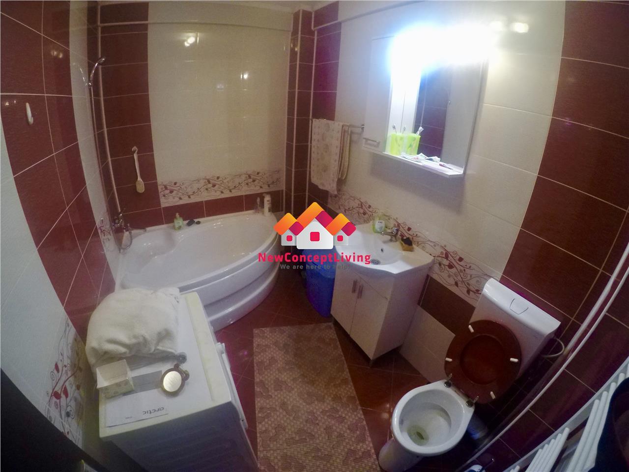 Apartament de vanzare in Sibiu - Doamna Stanca - Mobilat + utilat