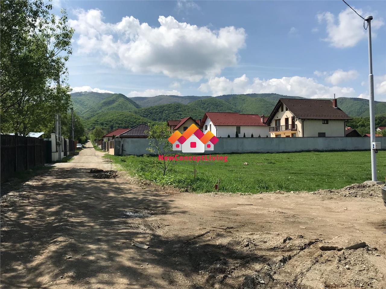 Teren de vanzare in Sibiu - Tocile - 3000 Mp - Zona Superba