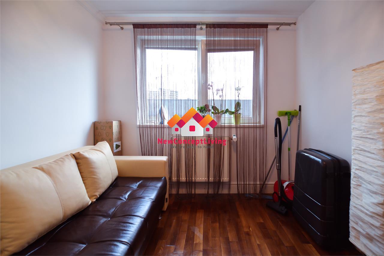Apartament 3 camere de vanzare in Sibiu - Etaj 1 - mobilat si utilat