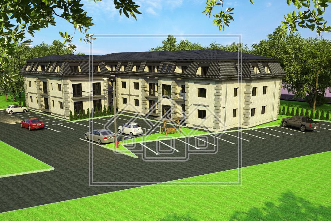 Apartament de vanzare in Sibiu - zona rezidentiala