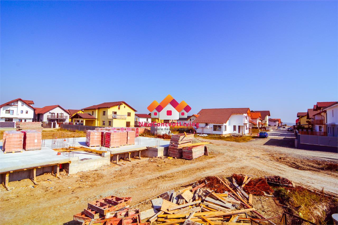 Apartament de vanzare in Sibiu - gradina proprie - imobil nou