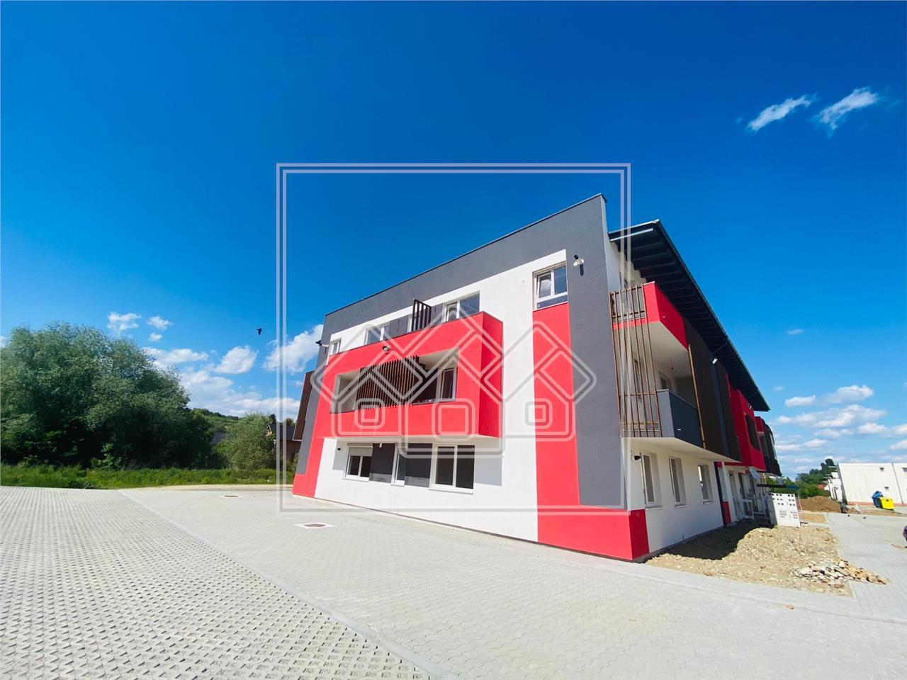 Apartament de vanzare in Sibiu (Cisnadie)-3 camere la cheie