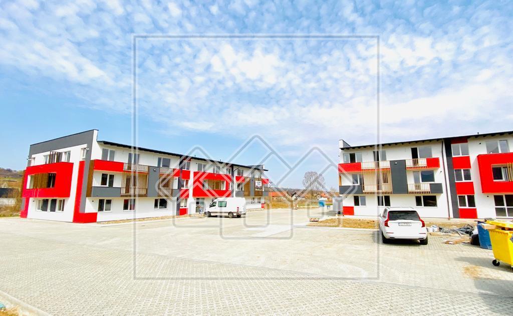 Apartament 2 camere - ansamblu rezidențial nou langă lac