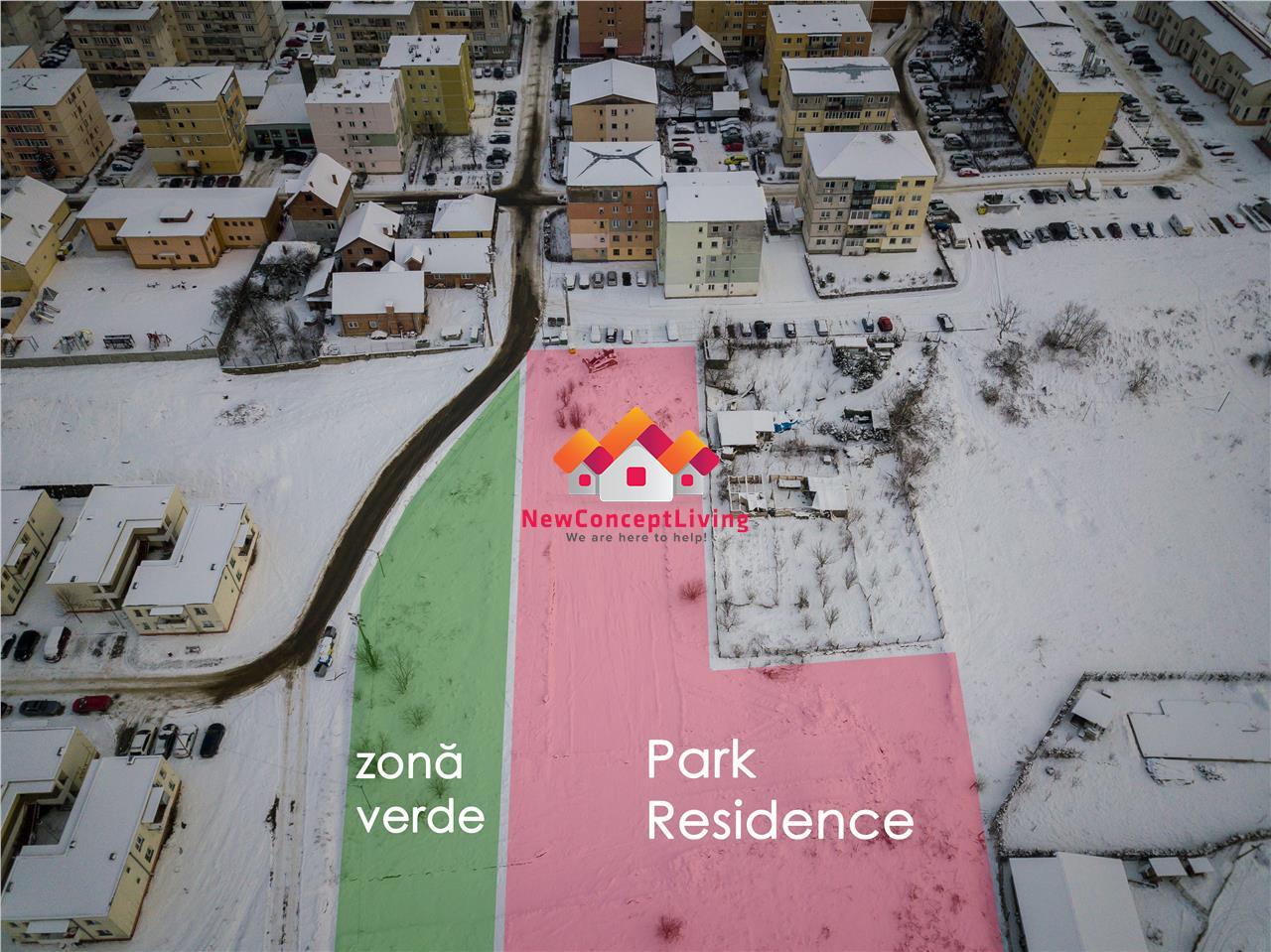 Apartamente de vanzare in Sibiu, cu terase de 24.5 mp, 2 bai