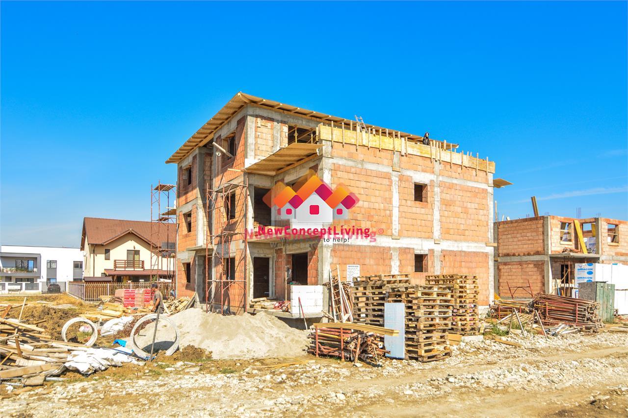 Apartament de vanzare in Sibiu - 2 camere - bucatarie separata