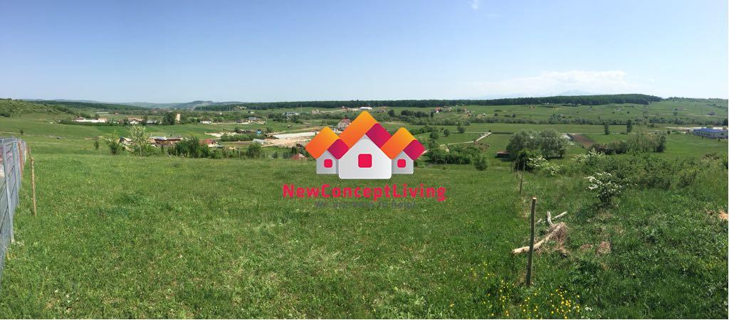 Teren de Vanzare in Sibiu - Cisnadie - Intravilan