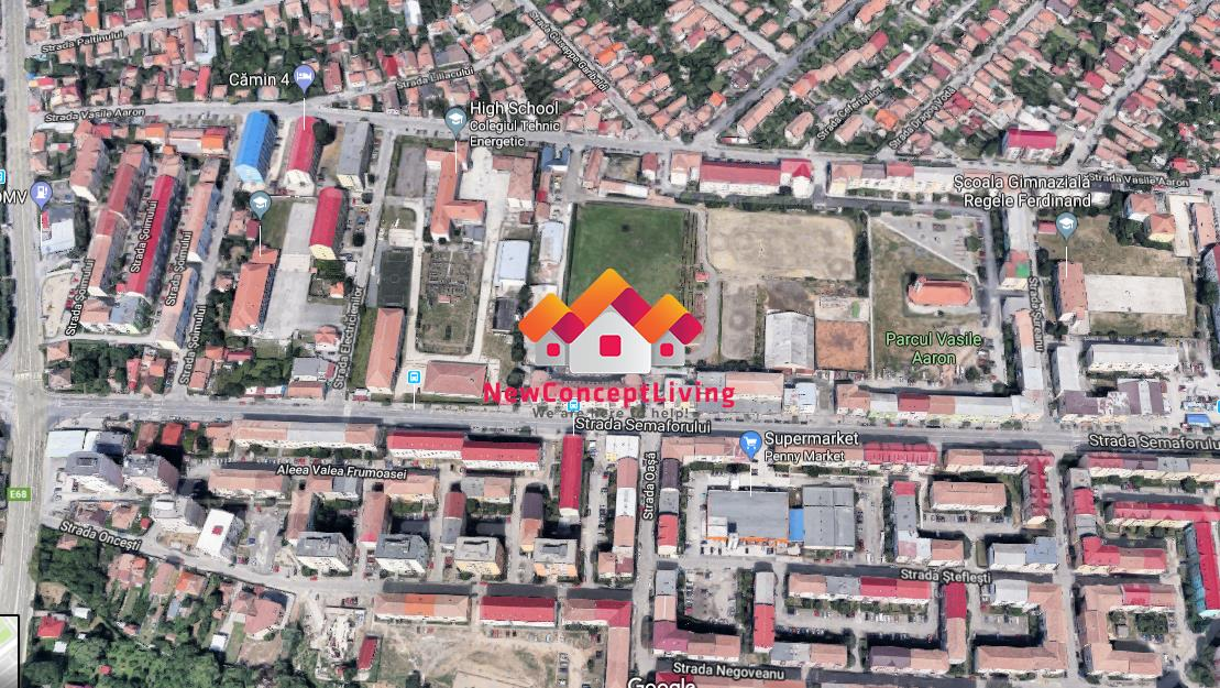Apartament 2 camere de inchiriat in Sibiu - Zona Semaforului