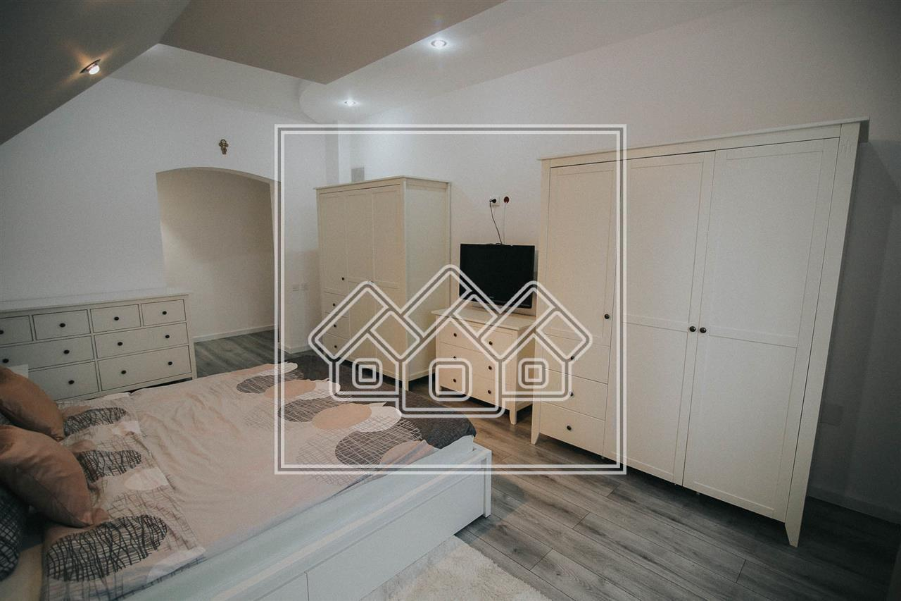 House for sale in Sibiu - 290mp utili - land 650mp