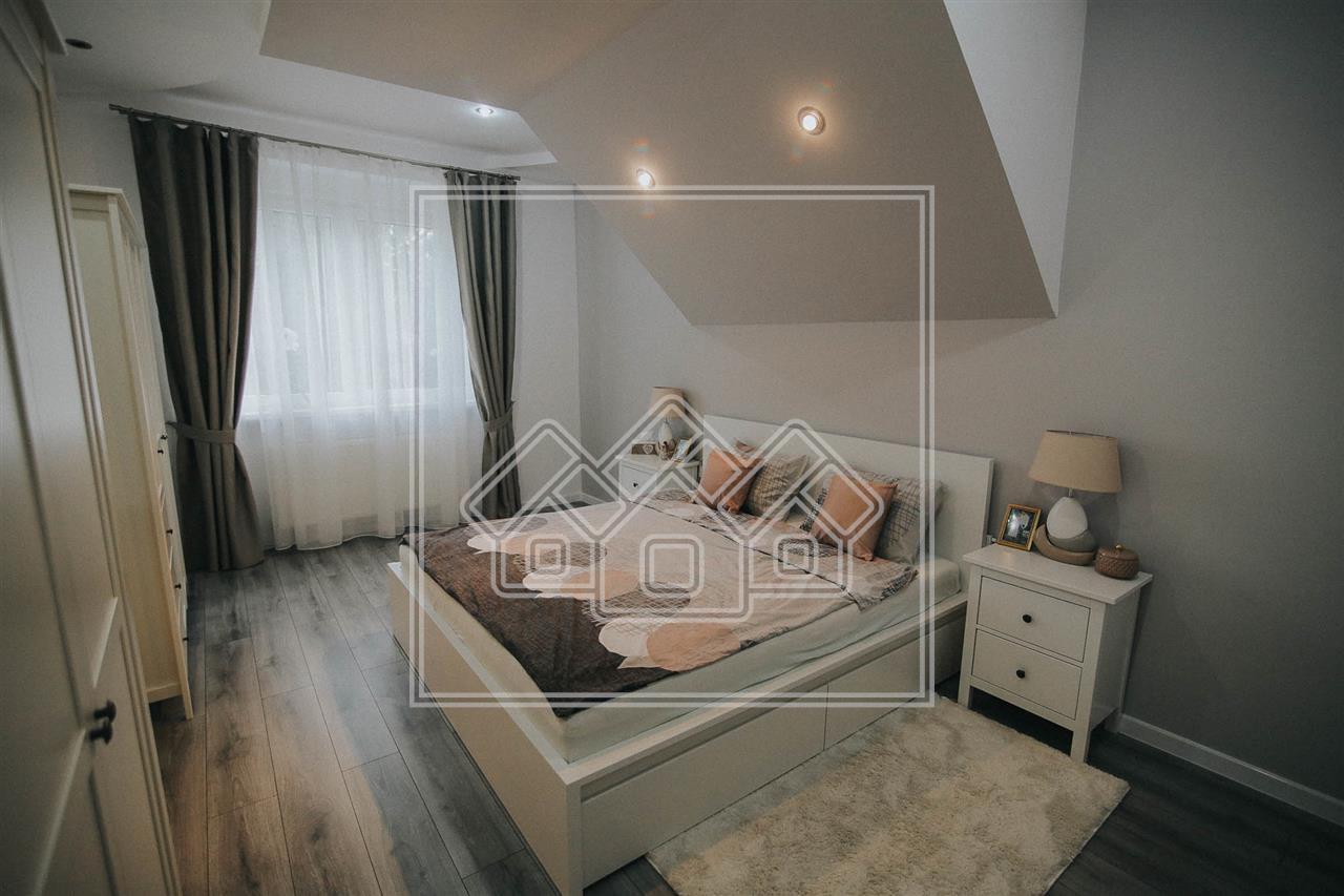 Casa de vanzare in Sibiu - 290mp utili - teren 650mp